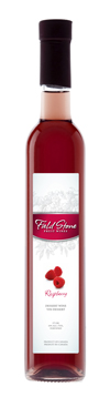 Raspberry Dessert Wine (Fortified)